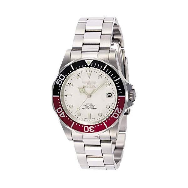 インビクタ 腕時計 INVICTA インヴィクタ プロダイバー メンズ 男性用 9404 Invicta Men's 9404 Pro Diver Collection Automatic Silver-Tone Watch