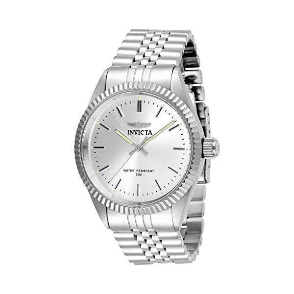 インビクタ 腕時計 INVICTA インヴィクタ スペシャリティ メンズ 男性用 29373 Invicta Specialty Silver Dial Men's Watch 29373