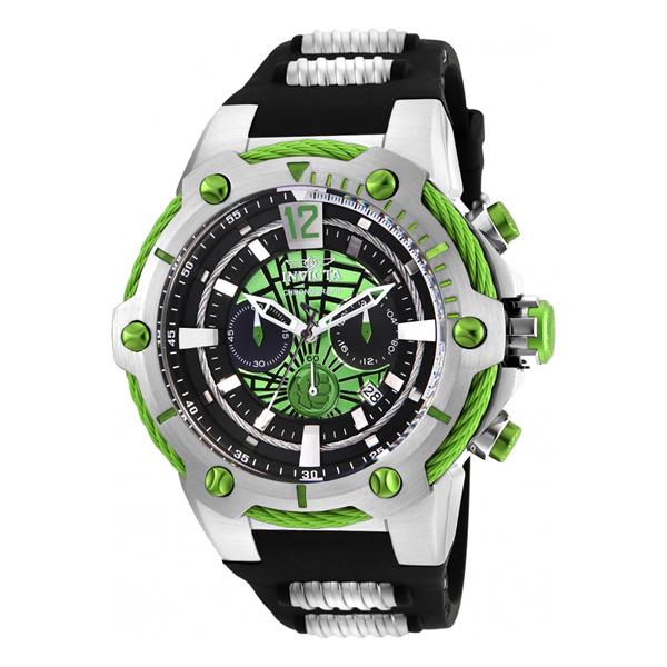 インビクタ INVICTA インヴィクタ 腕時計 ウォッチ MARVEL 25985 マーベル ハルク メンズ 男性用 Invicta Men's 25985 Marvel Quartz Chronograph Green Dial Watch