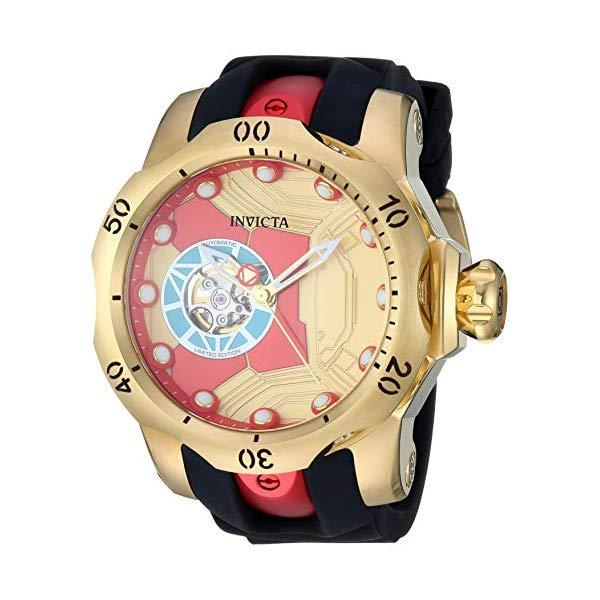 インビクタ INVICTA インヴィクタ 腕時計 ウォッチ MARVEL 26129 マーベル アイアンマン Invicta Fashion Watch (Model: 26129)