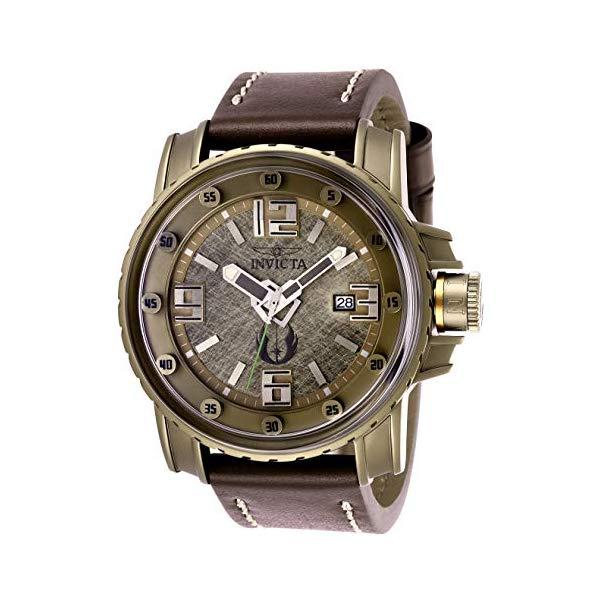 インビクタ INVICTA インヴィクタ 腕時計 ウォッチ Star Wars 26448 スターウォーズ 反乱同盟軍 メンズ 男性用 Invicta Automatic Watch (Model: 26448)