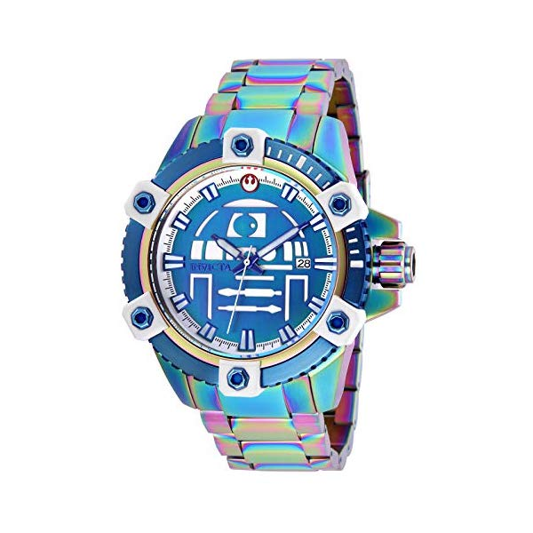 インビクタ INVICTA インヴィクタ 腕時計 ウォッチ Star Wars 26557 スターウォーズ R2-D2 メンズ 男性用 Invicta Automatic Watch (Model: 26557)