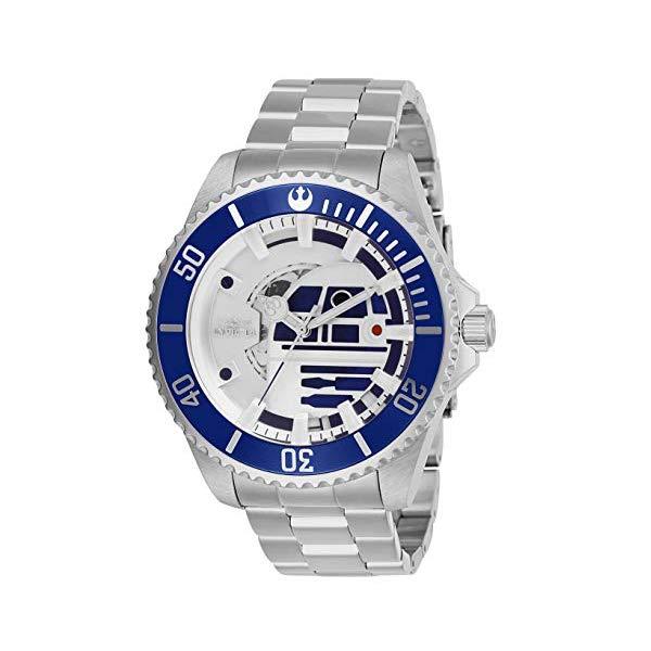 インビクタ INVICTA インヴィクタ 腕時計 ウォッチ Star Wars 26596 スターウォーズ R2-D2 メンズ 男性用 Invicta Fashion Watch (Model: 26596)