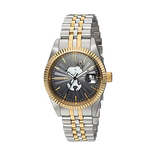 インビクタ インビクタ Strap, INVICTA インヴィクタ 腕時計 ウォッチ 24807 スヌーピー レディース 女性用 24807) Invicta Women's Character Collection Analog-Quartz Watch with Two-Tone-Stainless-Steel Strap, 18 (Model: 24807), ハイテクインターダイレクト:2869f6a9 --- ww.thecollagist.com