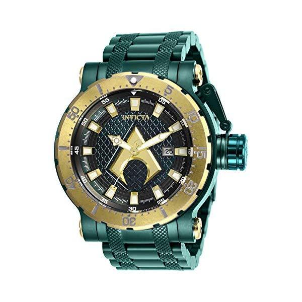 インビクタ INVICTA インヴィクタ 腕時計 ウォッチ 26830 アクアマン DCコミックス メンズ 男性用 Invicta Automatic Watch (Model: 26830)