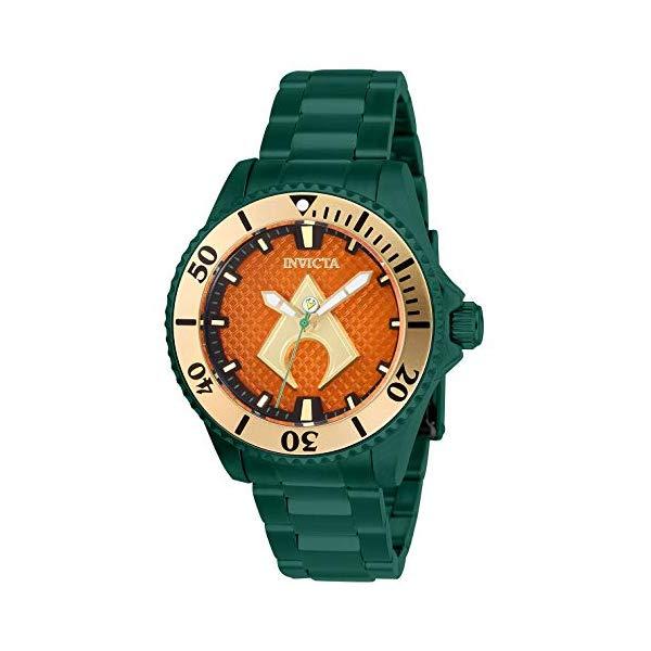 インビクタ INVICTA インヴィクタ 腕時計 ウォッチ 27140) 腕時計 27140 アクアマン DCコミックス レディース (Model: 女性用 Invicta Automatic Watch (Model: 27140), タケノチョウ:292d7bd4 --- ww.thecollagist.com