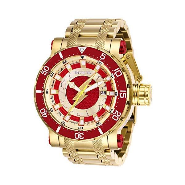 インビクタ INVICTA インヴィクタ 腕時計 ウォッチ 26827 フラッシュ DCコミックス メンズ 男性用 Invicta Automatic Watch (Model: 26827)