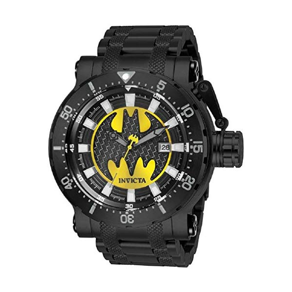 インビクタ INVICTA インヴィクタ 腕時計 ウォッチ 26819 バットマン DCコミック メンズ 男性用 Limited Edition Invicta DC Comics Model 26819 Batman Black Men's Automatic Watch