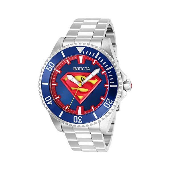 インビクタ INVICTA インヴィクタ 腕時計 ウォッチ 26896 スーパーマン DCコミック メンズ 男性用 Invicta Automatic Watch (Model: 26896)