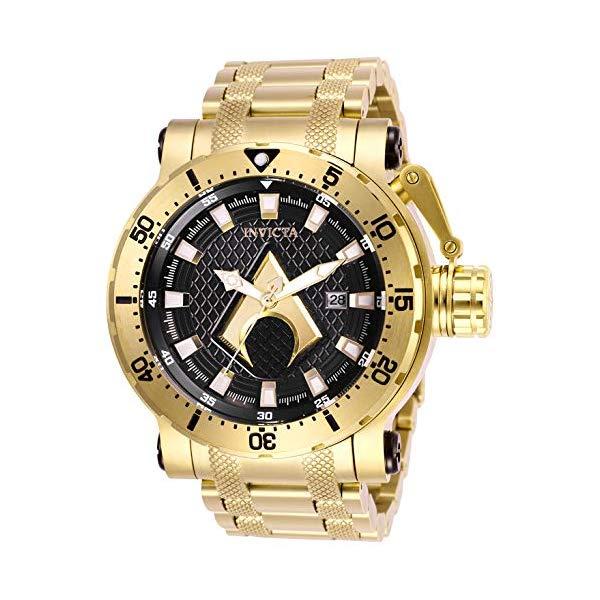 インビクタ INVICTA インヴィクタ 腕時計 ウォッチ 26833 アクアマン DCコミックス メンズ 男性用 Invicta Automatic Watch (Model: 26833)