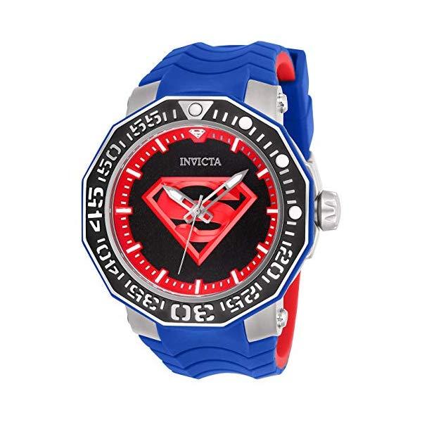 インビクタ INVICTA インヴィクタ 腕時計 ウォッチ 27091 スーパーマン DCコミック メンズ 男性用 Invicta Automatic Watch (Model: 27091)