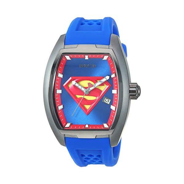 インビクタ INVICTA インヴィクタ 腕時計 ウォッチ 26944 スーパーマン DCコミック メンズ 男性用 Invicta Fashion Watch (Model: 26944)