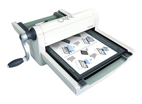 シジックス ビッグショット プロ Sizzix Big Shot Pro Machine 660550