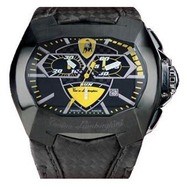 ランボルギーニ 腕時計 時計 Tonino Lamborghini GT1 814BY Chronograph Watch
