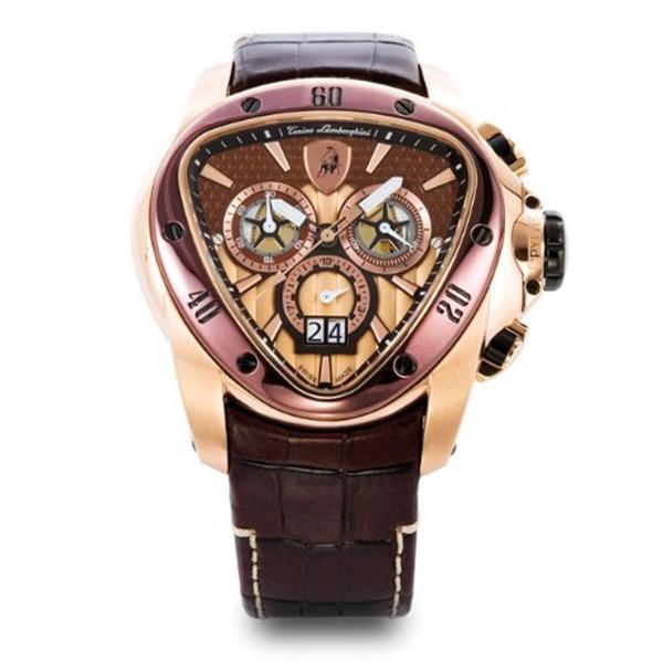 ランボルギーニ 腕時計 時計 Tonino Lamborghini 1120 Spyder Men's Chronograph Watch