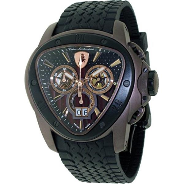 ランボルギーニ 腕時計 時計 Tonino Lamborghini Products Spyder 1100 1122 Chronograph Mens Watch