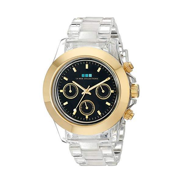 ラメール コレクションズ 腕時計 La Mer Collections LMCD003 レディース ウォッチ 女性用 La Mer Collections Women's LMCD003 Analog Display Japanese Quartz White Watch