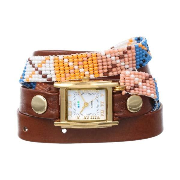 ラメール コレクションズ 腕時計 La Mer Collections LMGUAT006 レディース ウォッチ 女性用 La Mer Collections Women's LMGUAT006 Guatemala Wrap Watch