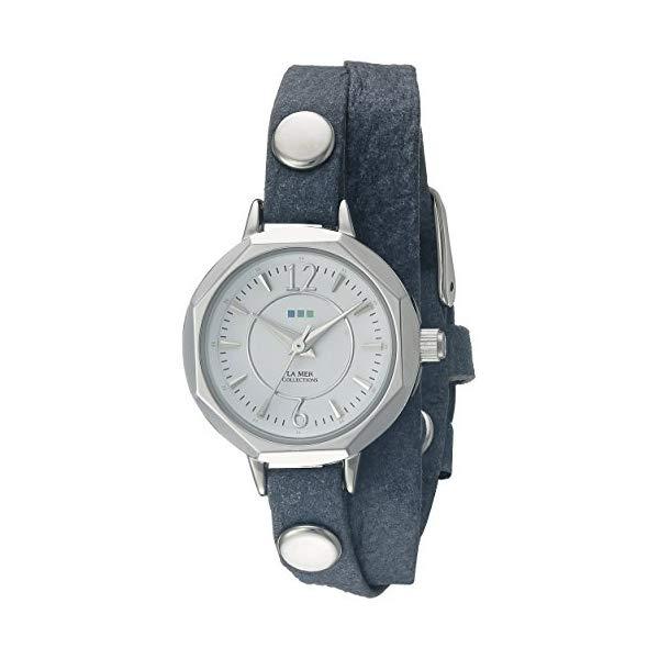 ラメール コレクションズ 腕時計 La Mer Collections LMDELMARDW1503 レディース ウォッチ 女性用 La Mer Collections Women's LMDELMARDW1503 Blue Watch