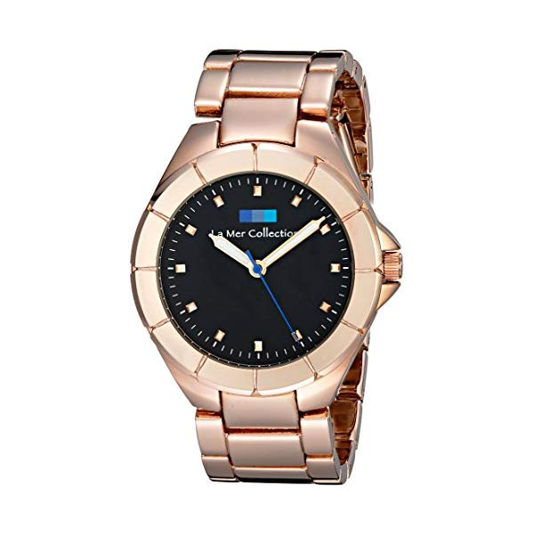 ラメール コレクションズ 腕時計 La Mer Collections LMOL009 レディース ウォッチ 女性用 La Mer Collections Women's LMOL009 Analog Display Japanese Quartz Rose Gold Watch