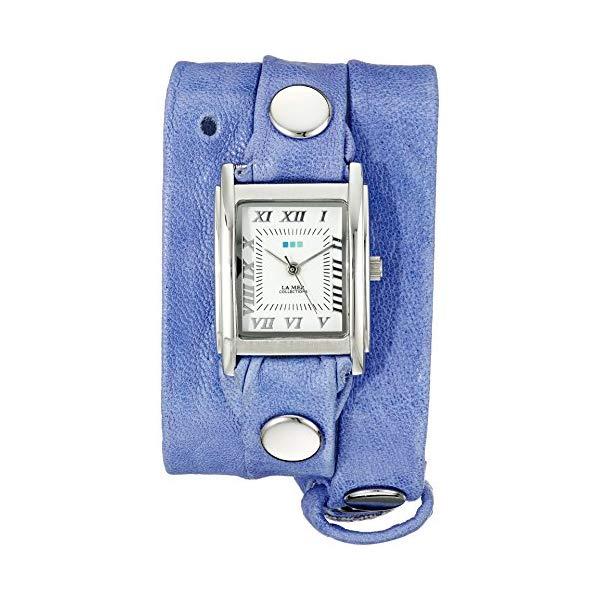 ラメール コレクションズ 腕時計 La Mer Collections LMSTWGMA14007 レディース ウォッチ 女性用 La Mer Collections Women's LMSTWGMA14007 Analog Display Japanese Quartz Blue Watch