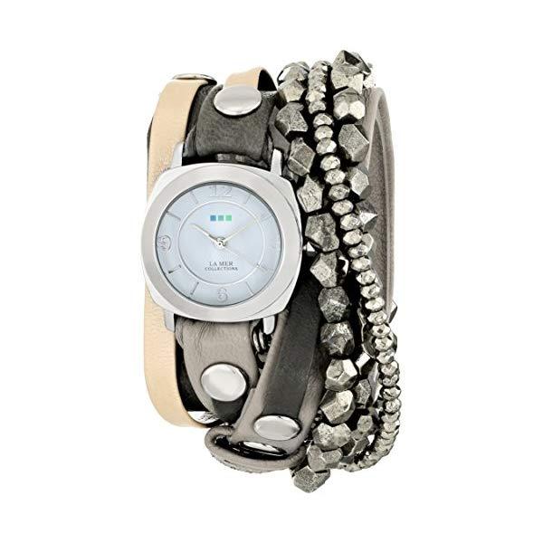 ラメール コレクションズ 腕時計 La Mer Collections LMMULTI6004 レディース ウォッチ 女性用 La Mer Collections Women's LMMULTI6004 Analog Display Japanese Quartz Multi-Color Watch