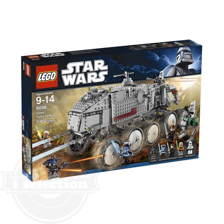 【期間限定特価】 【円高還元!送料無料】輸入品 Clone レゴ スターウォーズ スターウォーズ クローン ターボ タンク(LEGO Star Tank Wars Clone Turbo Tank 8098), Familie-Plus:c781c929 --- canoncity.azurewebsites.net