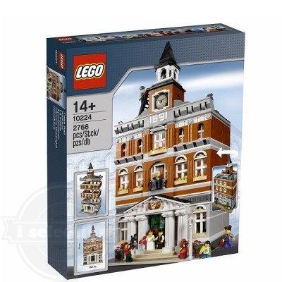 【円高還元!送料無料】輸入品 LEGO レゴ Creator 10224 Town Hall タウンホール