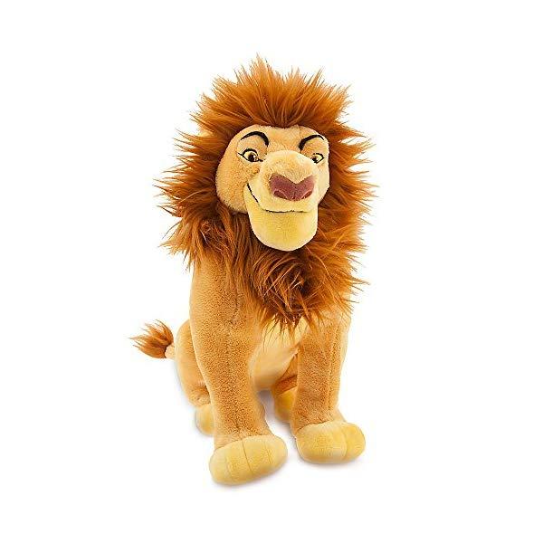 ライオンキング ムファサ 14インチ ぬいぐるみ グッズ おもちゃ ディズニー Disney Mufasa Plush The Lion King 14 Inch