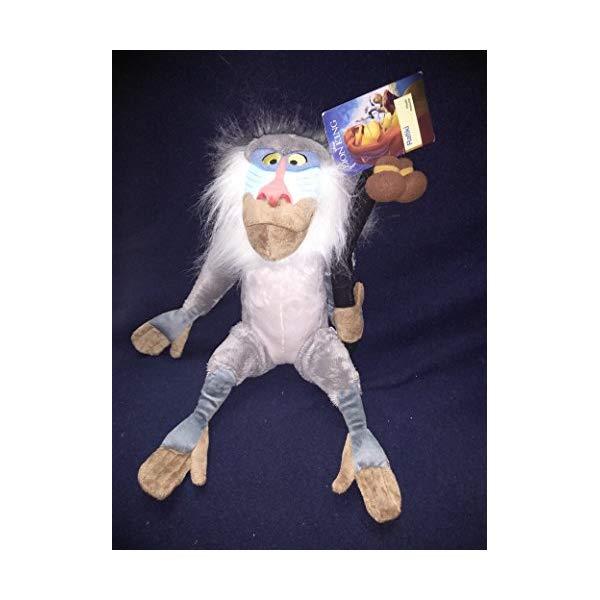 ライオンキング ラフィキ 15インチ ぬいぐるみ グッズ おもちゃ ディズニー Rare Limited Disney Store Plush Rafiki the Monkey From Lion King 15'' Inches
