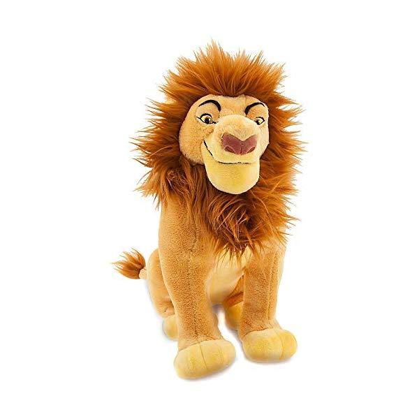 ライオンキング ムファサ 15インチ ぬいぐるみ グッズ おもちゃ ディズニー Disney The Lion King Simba's Father Mufasa 15