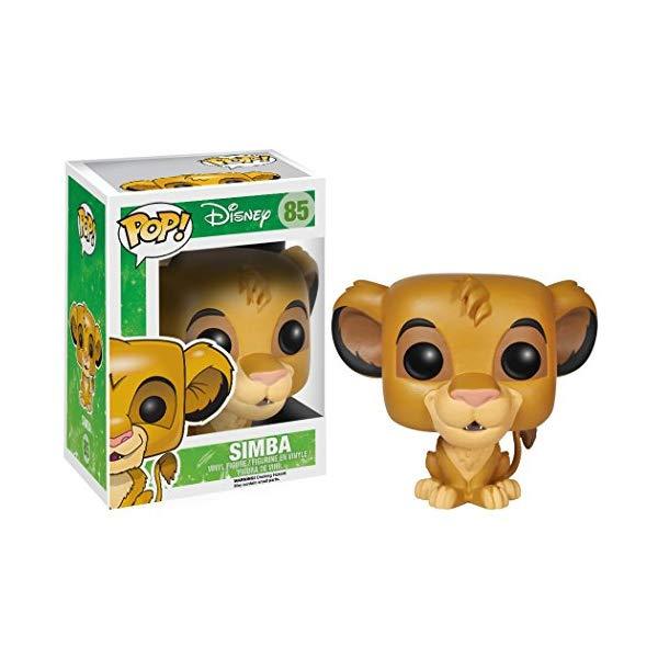 ライオンキング ファンコ ポップ シンバ フィギュア グッズ おもちゃ ディズニー Funko POP! Disney The Lion King Simba Action Figure