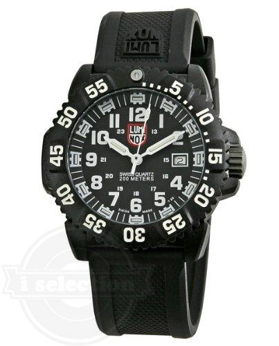 【Luminox ルミノックス Men's 3051 EVO Navy SEAL Colormark Watch 腕時計】