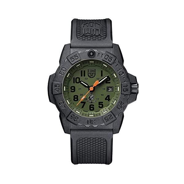 ルミノックス Luminox 腕時計 時計 ウォッチ 休み ネイビーシールズ アメリカ海軍 本店 特殊部隊 メンズ ミリタリー Series 男性用 Navy Watch 3500 Mens SEAL