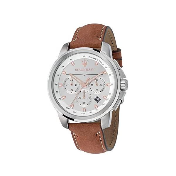 マセラティ 腕時計 R8871621005 ウォッチ 時計 アクセサリー グッズ 納車祝い プレゼント MASERATI Fashion Watch (Model: R8871621005)