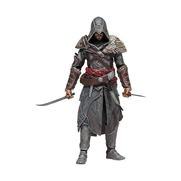 マクファーレン トイズ アサシンクリード アクションフィギュア 人形 McFarlane Toys Assassins Creed Series 3 Ezio Auditore Da Firenze Figure
