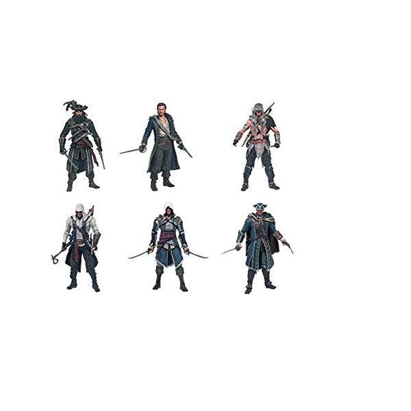 【代引可】 マクファーレン トイズ アサシンクリード アクションフィギュア 人形 McFarlane Toys Toys Series 1 Assassin's Creed Assassin's Creed Assortment, インポートセレクトSHOPでらでら:2ad41ad9 --- mokodusi.xyz