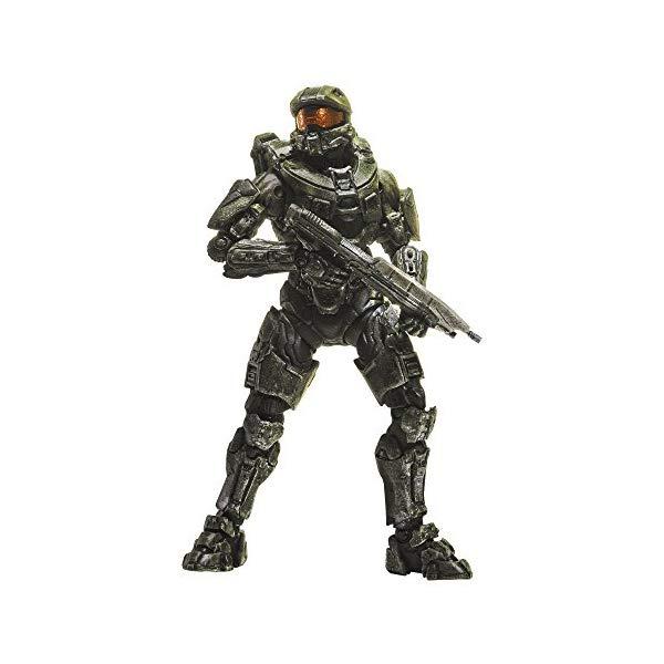 マクファーレン トイズ ヘイロー アクション フィギュア ダイキャスト McFarlane Halo 5: Guardians Series 1 Master Chief Action Figure