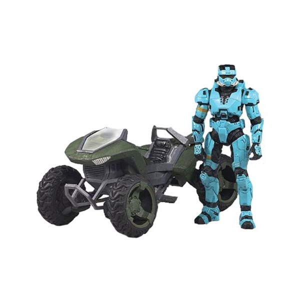 Set Box Deluxe Halo Toys McFarlane ダイキャスト フィギュア