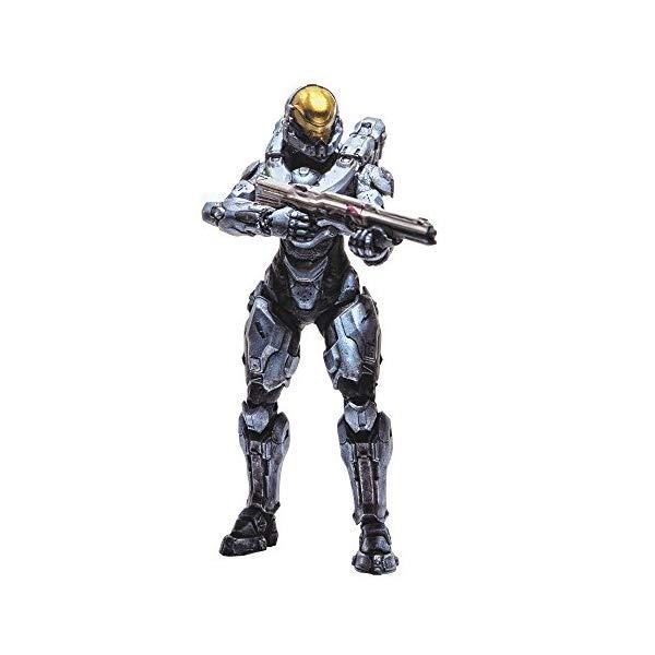 マクファーレン トイズ ヘイロー アクション フィギュア ダイキャスト McFarlane Halo 5: Guardians Series 1 Spartan Kelly Action Figure