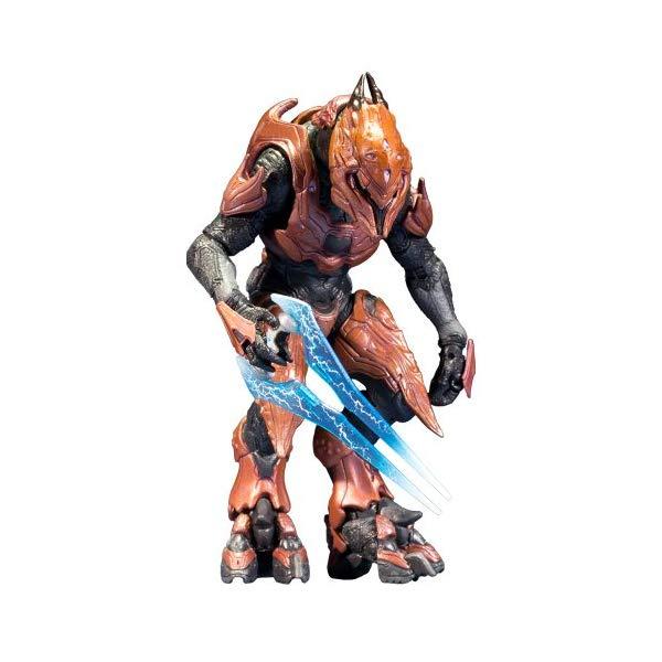 マクファーレン トイズ ヘイロー アクション フィギュア ダイキャスト McFarlane Toys Halo 4 Series 1 - Elite Zealot with Energy Sword Action Figure