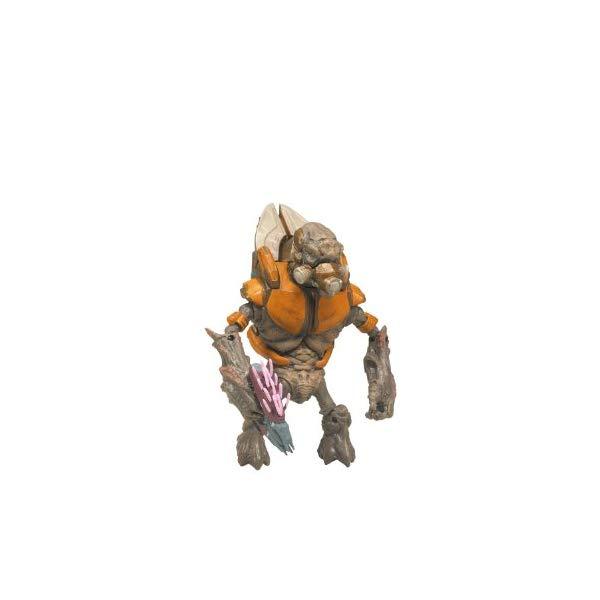 マクファーレン トイズ ヘイロー アクション フィギュア ダイキャスト McFarlane Toys Halo Reach Series 2 - Grunt Minor Action Figure Orange