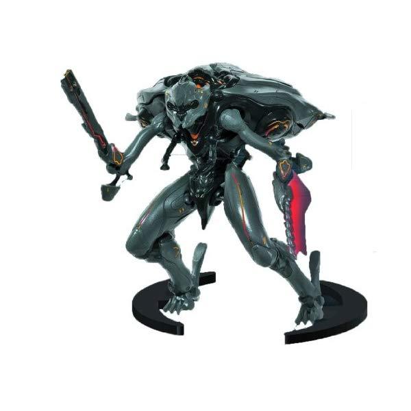 マクファーレン トイズ ヘイロー アクション フィギュア ダイキャスト McFarlane Toys Halo 4 Series 1 - Knight with Scattershot Deluxe Figure