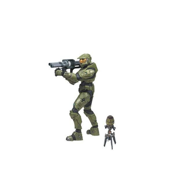 マクファーレン トイズ ヘイロー アクション フィギュア ダイキャスト McFarlane Halo 2009 Wave 1 Master Chief