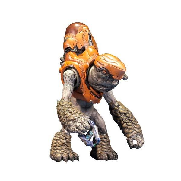 マクファーレン トイズ ヘイロー アクション フィギュア ダイキャスト McFarlane Toys Halo 4 Series 1 - Storm Grunt with Plasma Pistol Action Figure