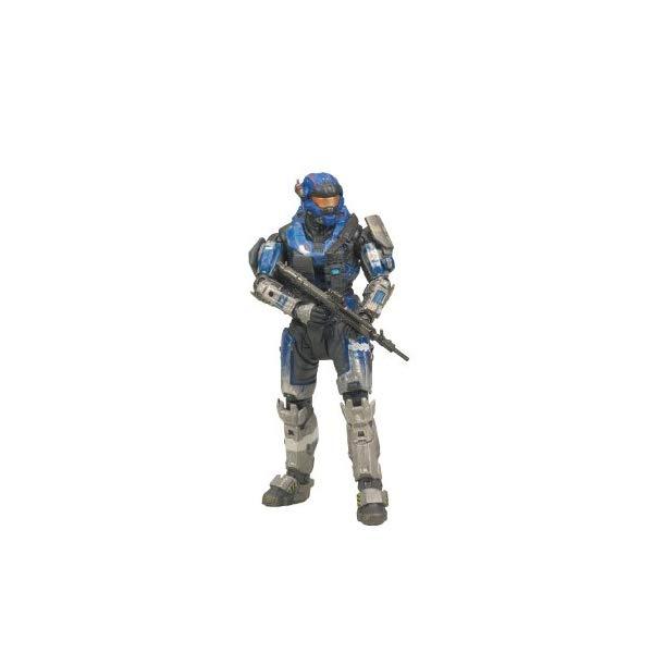マクファーレン トイズ ヘイロー アクション フィギュア ダイキャスト McFarlane Toys Halo Reach Series 2 - Carter Action Figure Blue