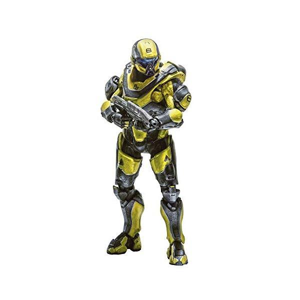 マクファーレン トイズ ヘイロー アクション フィギュア ダイキャスト McFarlane Halo 5: Guardians Series 1 Spartan Athlon Action Figure