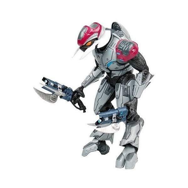 マクファーレン トイズ ヘイロー アクション フィギュア ダイキャスト McFarlane Toys Action Figure - Halo Series 8 - ELITE ASCETIC (SILVER)