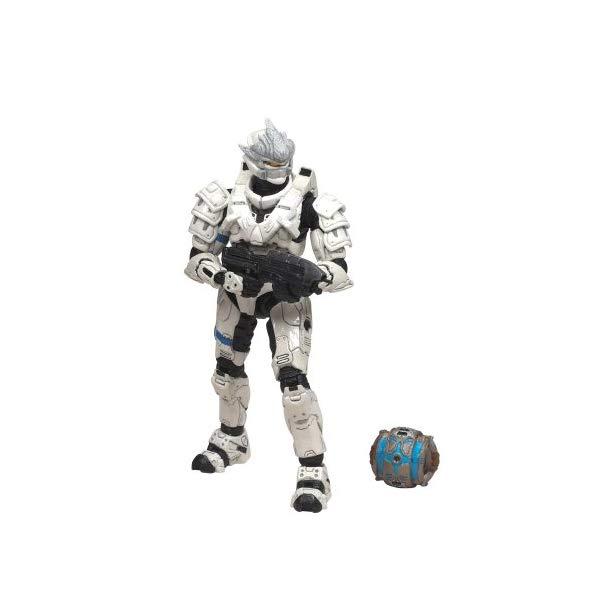 マクファーレン トイズ ヘイロー アクション フィギュア ダイキャスト HALO 2009 Wave 2 - Series 5 Equipment Edition Spartan Soldier Hayabusa Figure