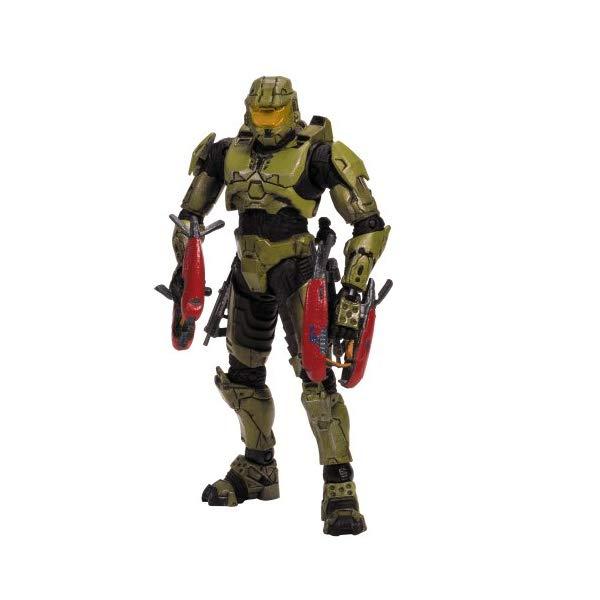 マクファーレン トイズ ヘイロー アクション フィギュア ダイキャスト McFarlane Toys Halo 2 Master Chief Figure